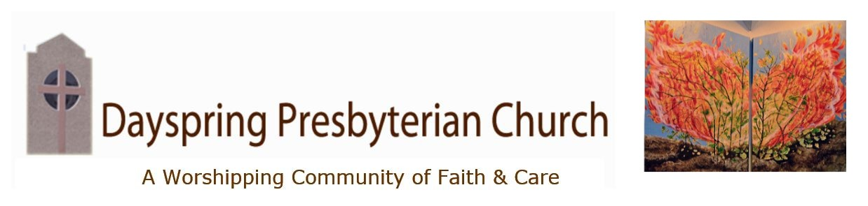 Dayspring Presbyterian Church Logo